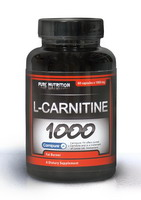 l-carnitine, pure nutrition, л-карнитин