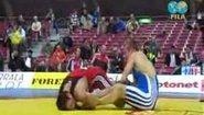 Ivan Yankovski срещу David Bichinasvilli