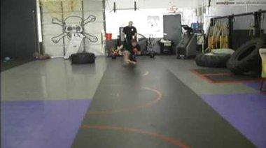 Тренировка на Sean Sherk за Frankie Edgar
