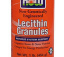 NOW - Lecithin / 454 gr.