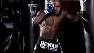 Melvin Manhoef срещу Doug Marshall в Bellator 125
