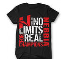 Nebbia - 996 T-SHIRT NO LIMITS / Black