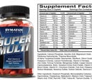 Dymatize - Super Multi Vitamin / 120 caps