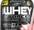 MuscleTech Lab Series - 100% Whey Advanced / 5lbs.​