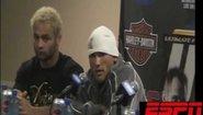 Пресконференция след UFC 103