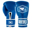 Боксови Ръкавици - BAD BOY STRIKE BOXING GLOVES / BLUE​