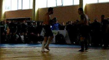 Аматьорско MMA 07.11.09 - 1