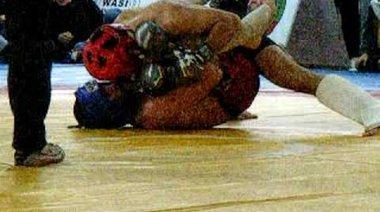 Аматьорско MMA 07.11.09 - 2