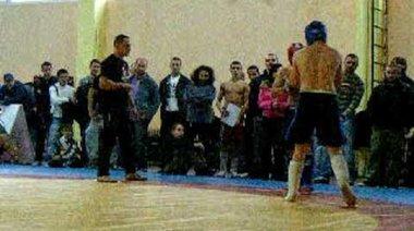 Аматьорско MMA 07.11.09 - 3