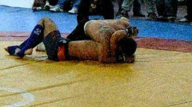 Аматьорско MMA 07.11.09 - 5