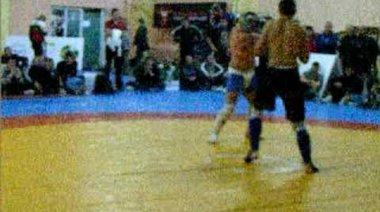Аматьорско MMA 07.11.09 - 7