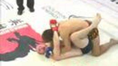 Vaughn Anderson vs Ao Hai Lin
