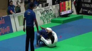 Hasan Al Rumaithi vs Ricky Rout