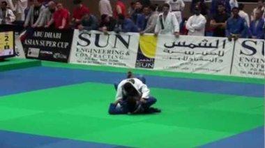 Ali Al Darei vs Ricky Rout