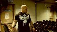 Тренировка на Jeff Monson