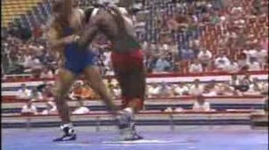 Randy Couture vs. Michael Foy