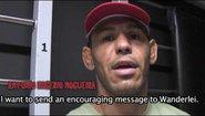 Бразилски бойци говорят за UFC 110