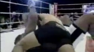 Minotauro Nogueira vs Bob Sapp