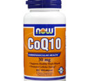 NOW - CoQ10 30mg. / 60 VCaps.