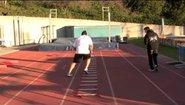 Кардио тренировка на Arlovski