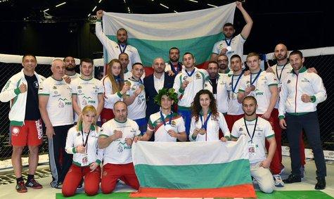 България с големи шансове за домакинство на световното по ММА