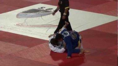Rafael Mendes vs Guilherme Mendes