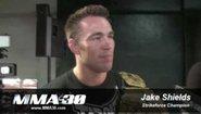 Jake Shields се насочва към UFC