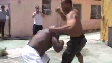 Kimbo vs. Chico
