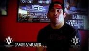 Jamie Varner тренира за WEC 49