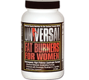 Universal Nutrition - Fat Burners for Women / 120 tab