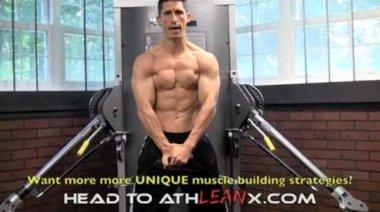 Упражнение за пекторалните мускули