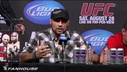 Randy Couture след UFC 118