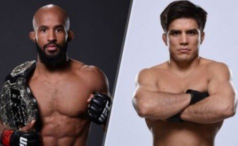 Demetrious Johnson срещу Henry Cejudo в UFC 227