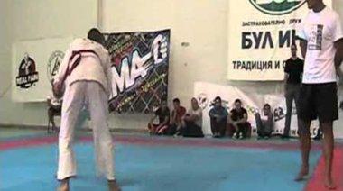 Севастиян Костов срещу Станимир Христов