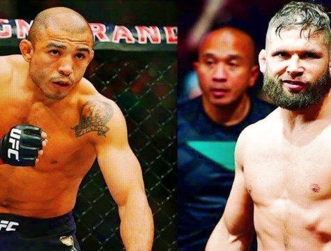 Готвят Jose Aldo за битка с Jeremy Stephens в Singapore