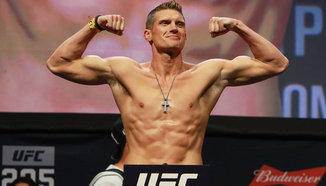 Stephen Thompson: Битката с Darren Till ще бъде лесна