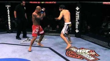 UFC 117 Highlights
