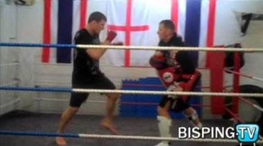 UFC 127 Michael Bisping Camp Week 3