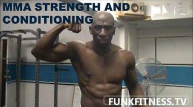 Силово-кондиционна тренировка