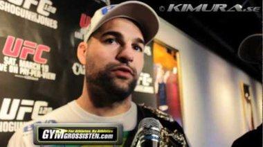 UFC 128 - Mauricio  Shogun  Rua  I hope I win by KO