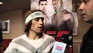 UFC 128 - Urijah Faber Interview