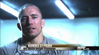 UFC 129 Georges St-Pierre pre fight interview