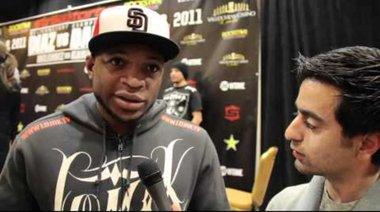 Strikeforce Diaz vs Daley - Paul Daley interview