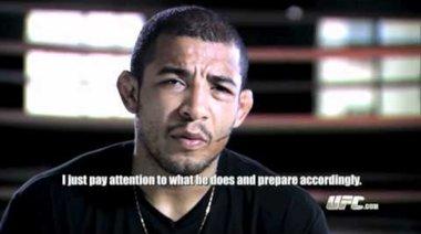 UFC 129: Jose Aldo Interview