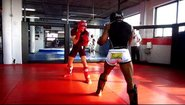 Georges St Pierre  Training for UFC 129 - In the Ring 2