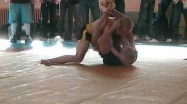 Павел Георгиев срещу Тихомир Боянов (финал 66 кг)
