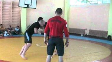 Радослав Ковачев срещу Мартин Петков (финал 88 кг)