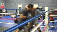 Fabricio Werdum sparring video for Strikeforce fight against Alistair Overeem on June 18