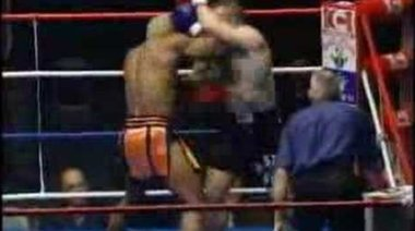 Mirкo CroCop срещу Michael McDonald