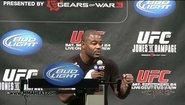 Rashad Evans отговаря на въпроси преди UFC 135